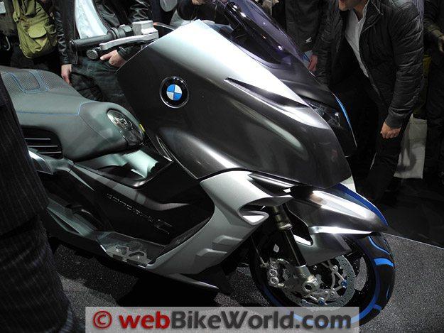 BMW Concept C Front End