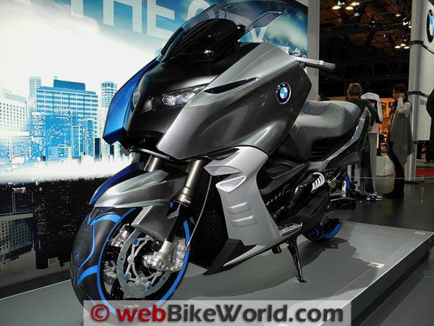 BMW Concept C Left Front