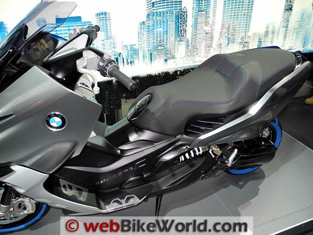 BMW Concept C Seat