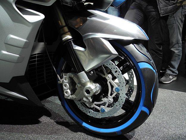 BMW Concept C Front Tire