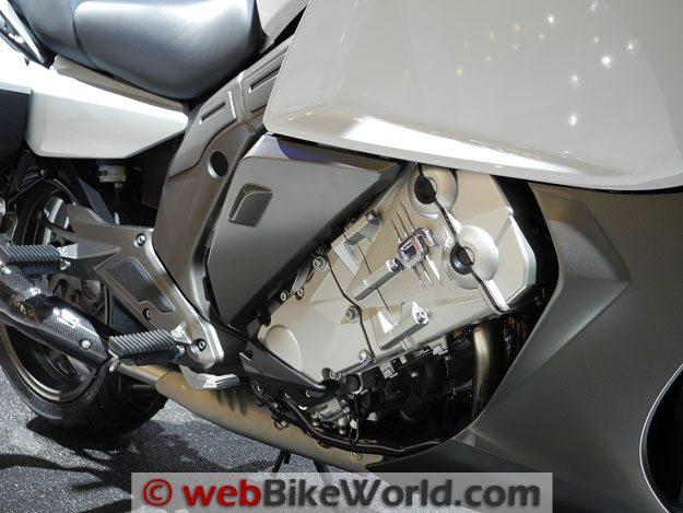 BMW K 1600 GT Engine