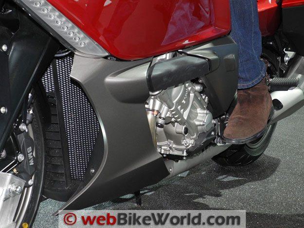 BMW K 1600 GT Lowers