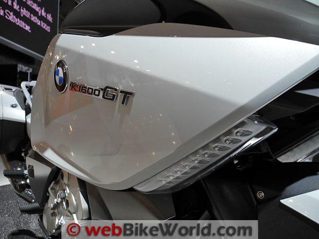 BMW K 1600 GT Side Panel
