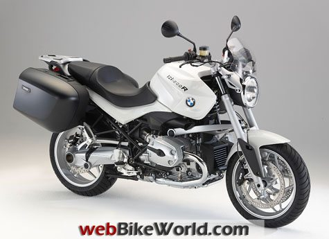 BMW R1200R Touring Special Package - Right Side