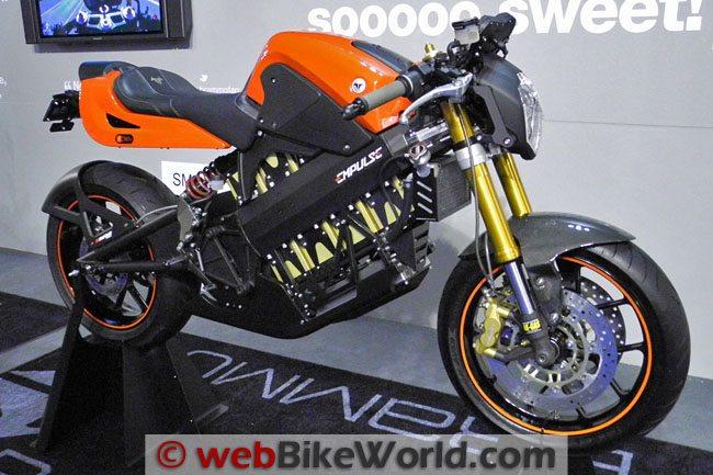 Brammo Motorcycles