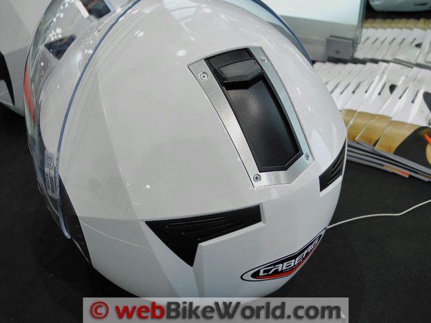 Caberg HyperX Helmets Rear View