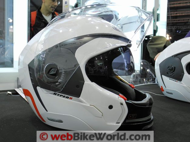 Caberg HyperX Helmets Side
