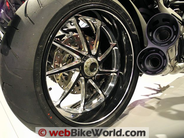 Ducati Diavel Wheel