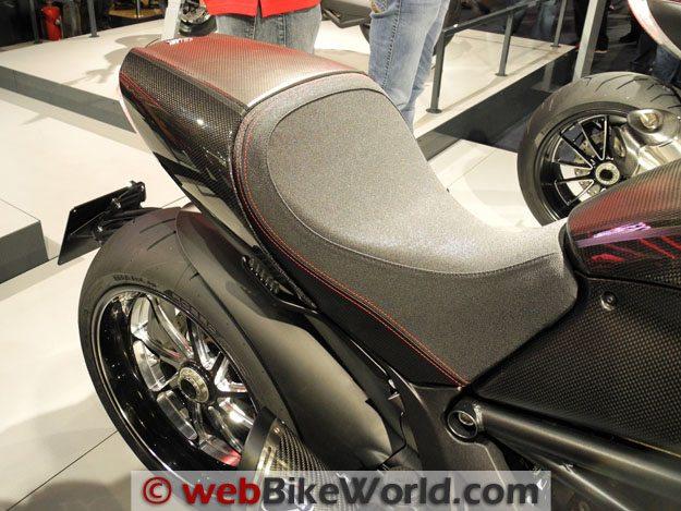 Ducati Diavel Seat