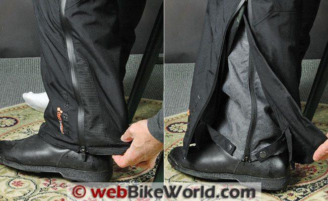 2011 Firstgear Escape Pants - Leg Cuff