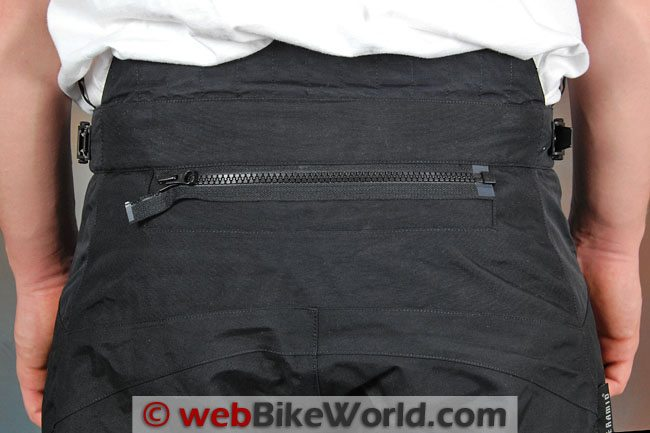 Firstgear Escape Pants Zipper