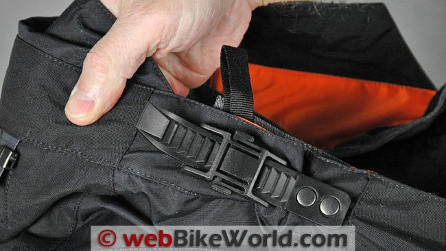Firstgear Escape Pants Waist Adjuster