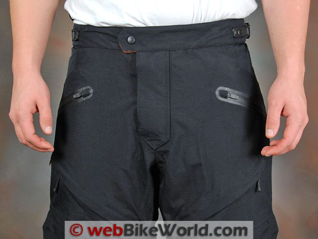 Firstgear Escape Pants Waist