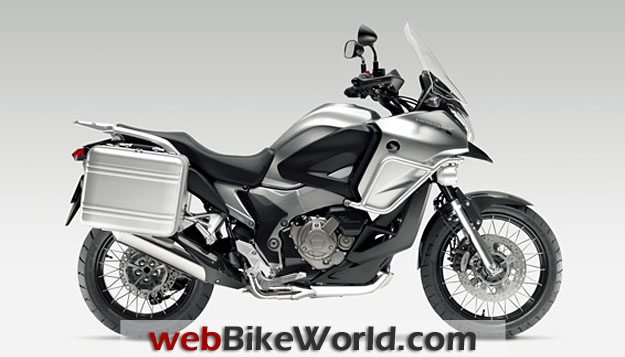 Honda Crosstourer - Right Side
