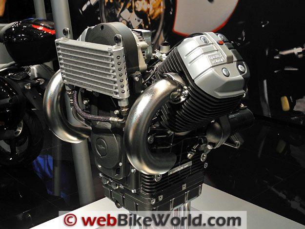 Moto Guzzi Engine