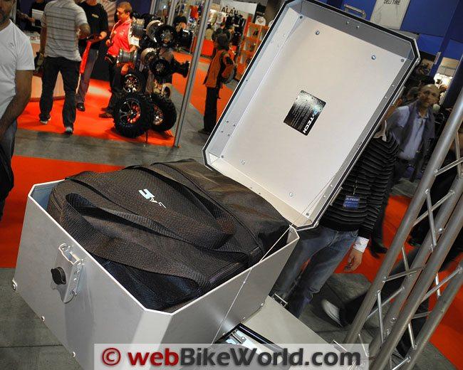 MyTech Luggage Raid Topbox