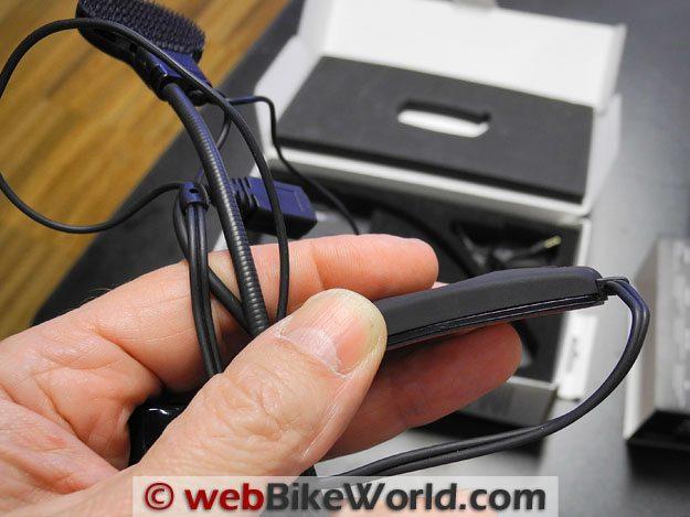 Shark Fin Bluetooth Module Thickness