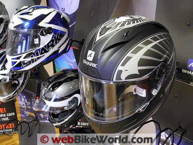 Shark Race R Pro Helmets