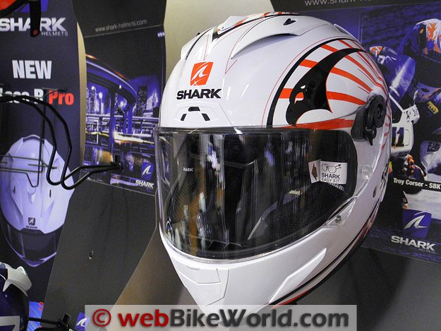Shark Race-R Helmet