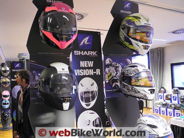 Shark Vision R Helmets