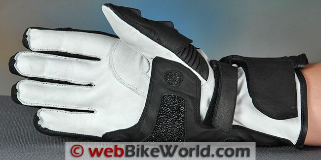 Spartan Leathers - SL-1 Gloves, Palm