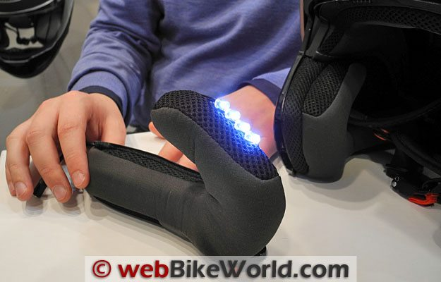 Vemar Jiano EVO TC LED Cheek Pad
