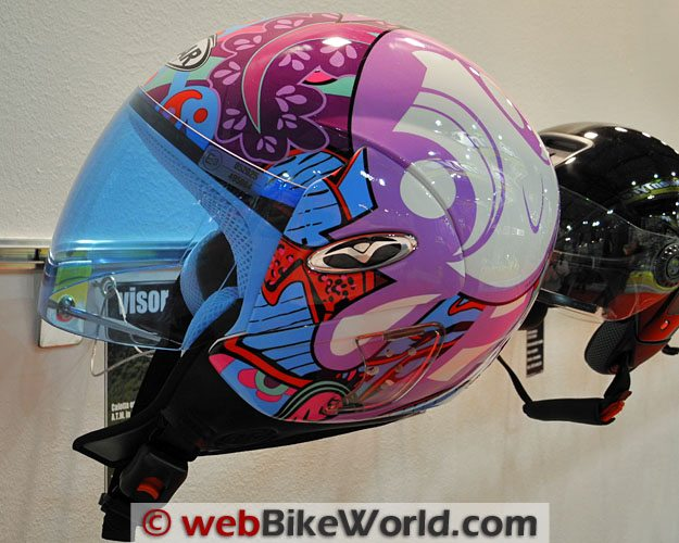 Vemar Powerpuff Girls Helmet