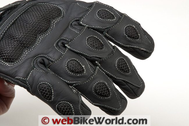 Cortech Scarab Gloves - Fingers