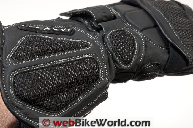 Cortech Scarab Gloves - Guantlet