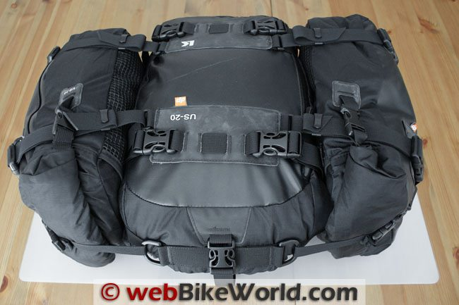 Kriega 40 Liter Luggage Combination