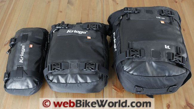 Kriega Drypack Luggage