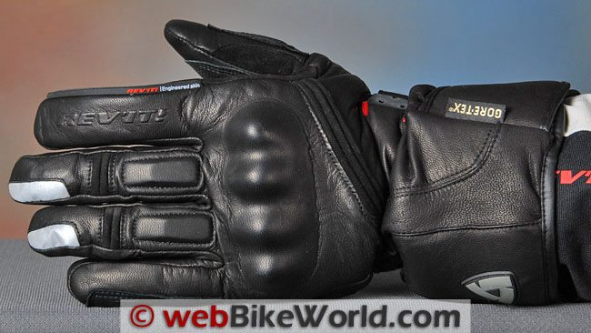 Rev'it Alaska GTX Gloves - Top