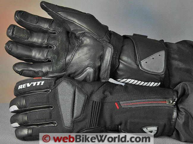 Rev'it Bastion GTX Winter Gloves