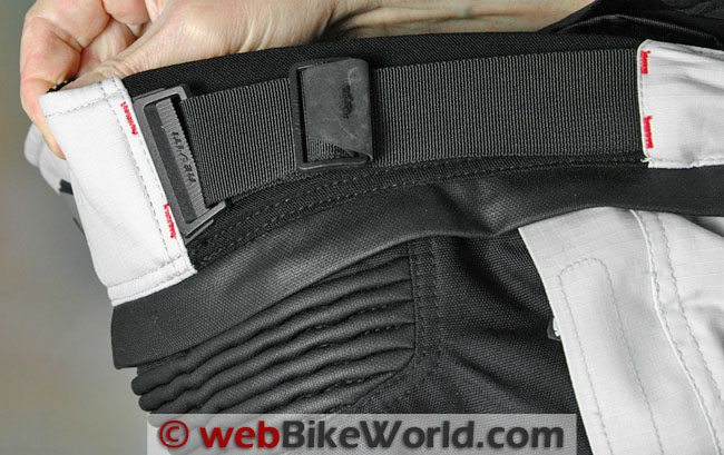 REV'IT! Defender GTX Pants - Waist Adjuster