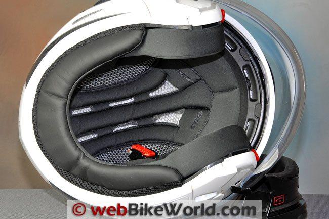 Caberg Hyperx Helmet Liner
