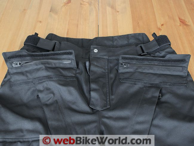 Firstgear HT Overpants - Front Pockets