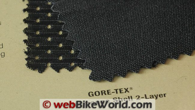 Gore-Tex Performance Shell 2-Layer