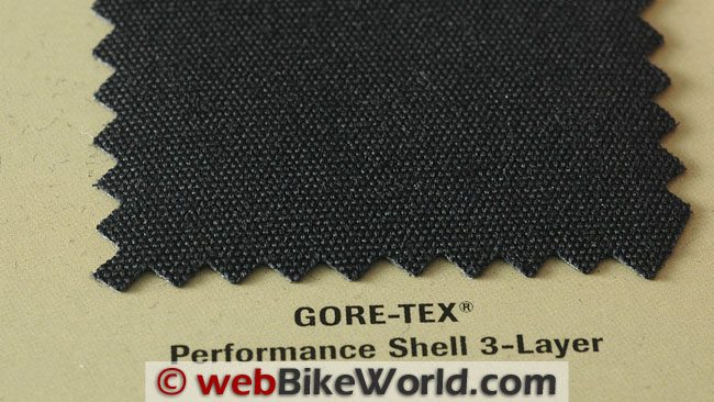 Gore-Tex Performance Shell 3-Layer