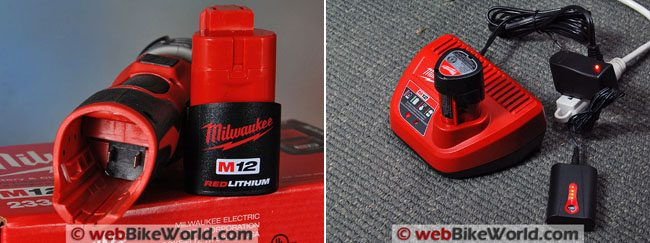 Milwaukee Heated Jacket - Battery