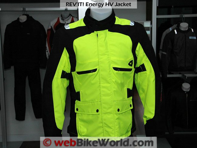 Rev'it Energy HV Jacket
