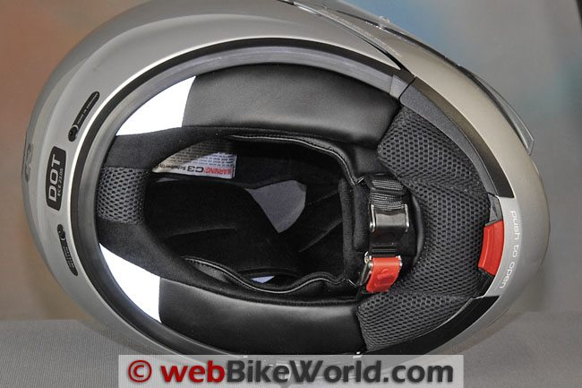 SCHUBERTH C3 USA DOT Version - Liner