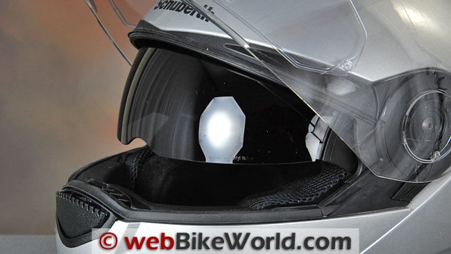 SCHUBERTH C3 USA DOT Version - Rotating Sun Visor