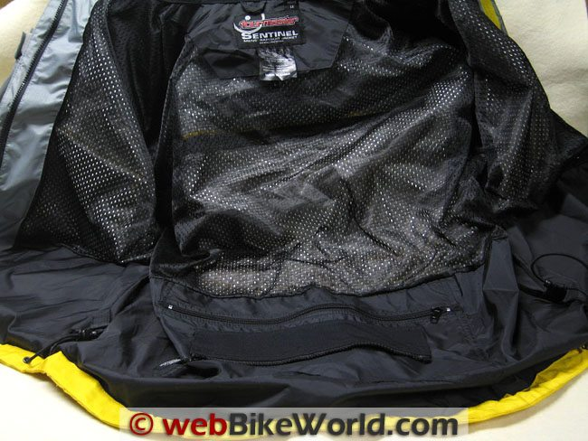 Tourmaster Sentinel Jacket - Liner
