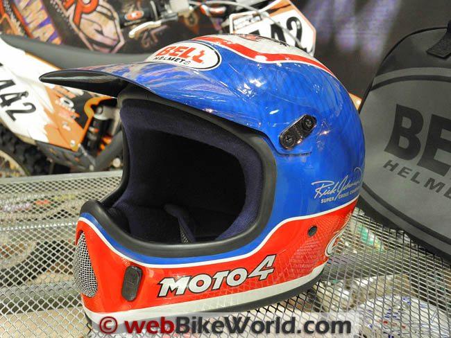 Bell Moto-4 Helmet