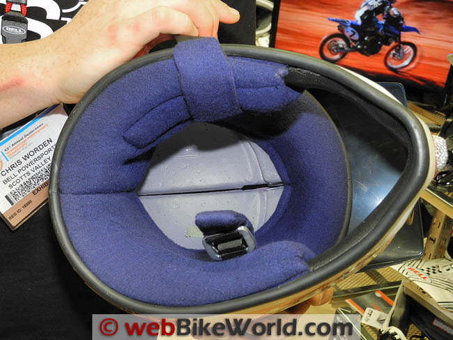 Bell Moto-4 Liner