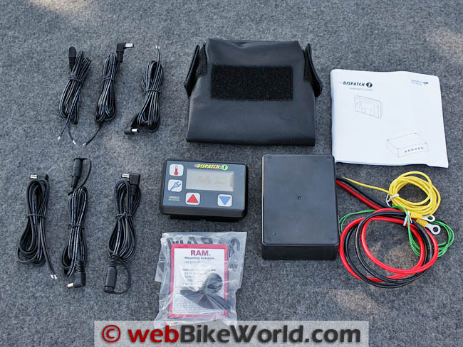Dispatch 1 Power Distribution System Parts