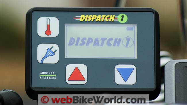 Dispatch 1 Power Distribution System