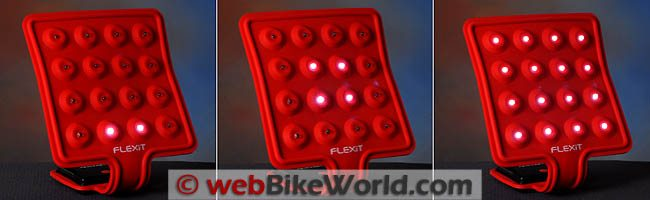 Flexit LED Light