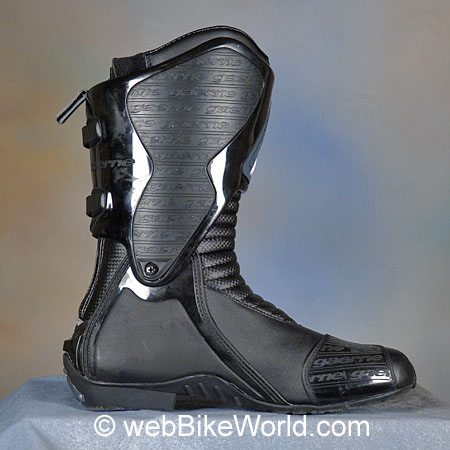 Gaerne GRS Boots - Inside of Left Boot