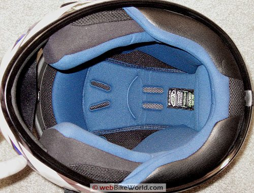 Nolan N94 Helmet - Liner